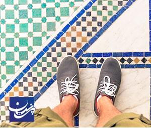 کاشی مراکشی