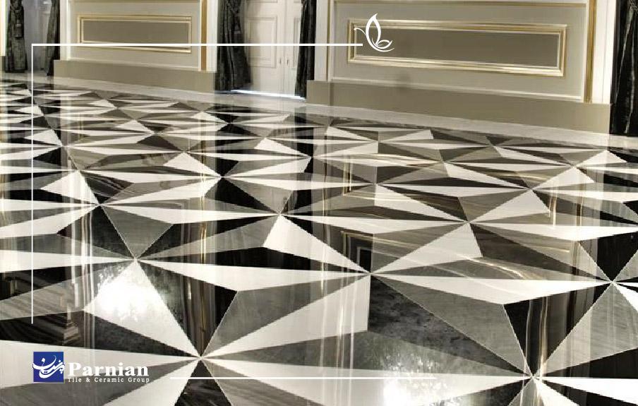 سرامیک سه بعدی در دکوراسیون داخلی منزل