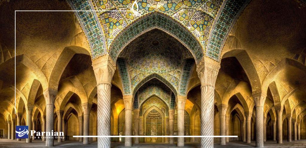 کاشی سنتی ایرانی